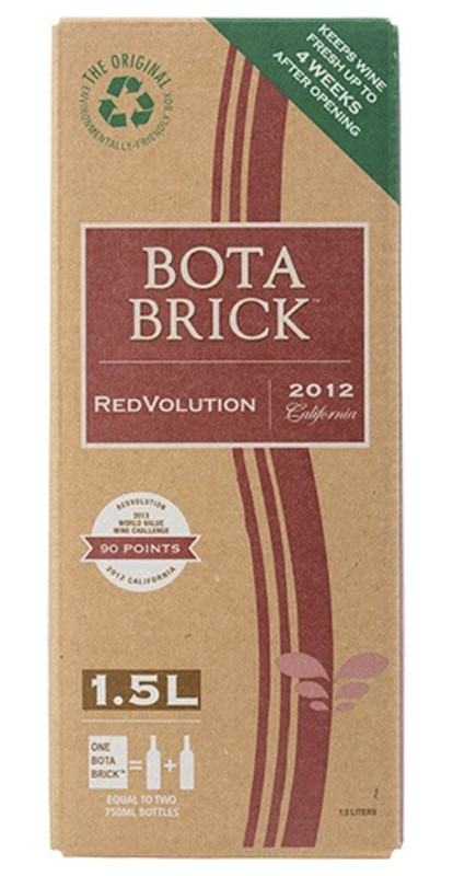 BOTA BOX BRICK REDVOLUTION