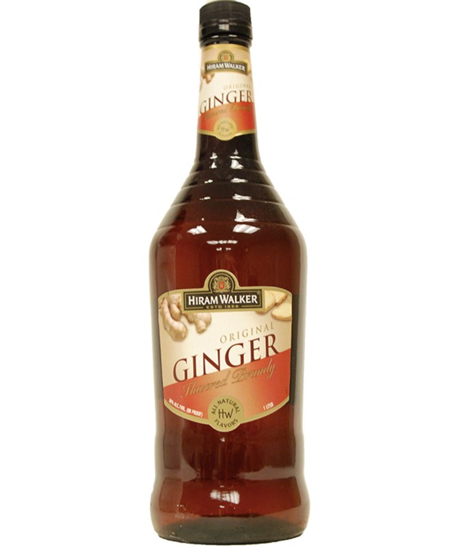 HIRAM WALKER GINGER BRANDY