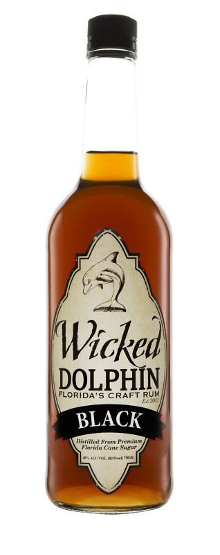WICKED DOLPHIN BLACK