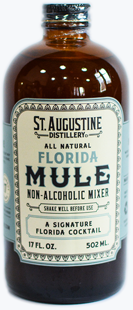 ST AUGUSTINE FLORIDA MULE MIXER