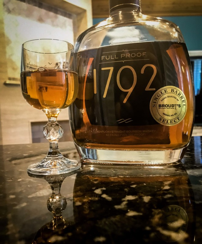 1792 FULL PROOF BROUDY