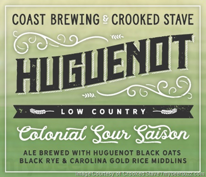 CROOKED STAVE HUGUENOT LOW COUNTRY SAISON