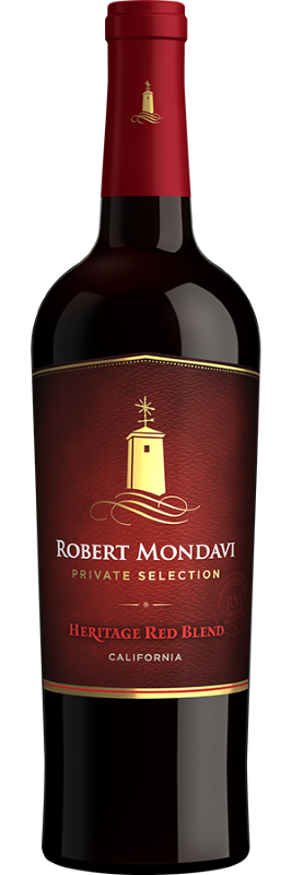 MONDAVI HERITAGE RED BLEND PRIVATE SELECTION