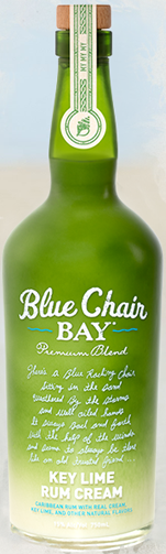 BLUE CHAIR KEY LIME RUM CREAM