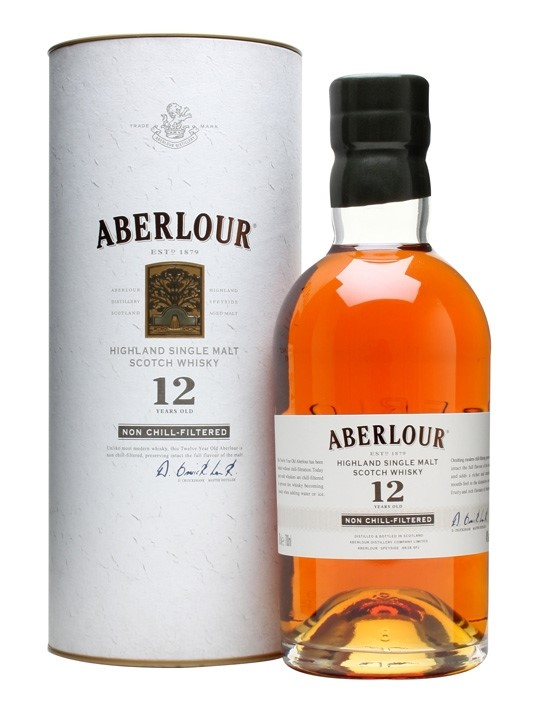 ABERLOUR 12 YR NON CHILL FILTERED