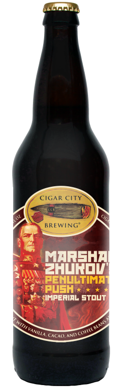 CIGAR CITY MARSHAL ZHUKOVS PENULTIMATE PUSH