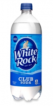 WHITE ROCK CLUB SODA