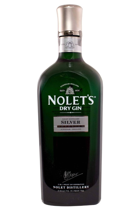 NOLETS SILVER DRY GIN 95.2