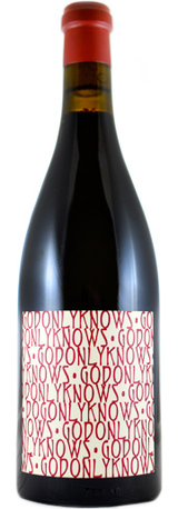 CAYUSE GRENACHE GOLD ONLY KNOWS