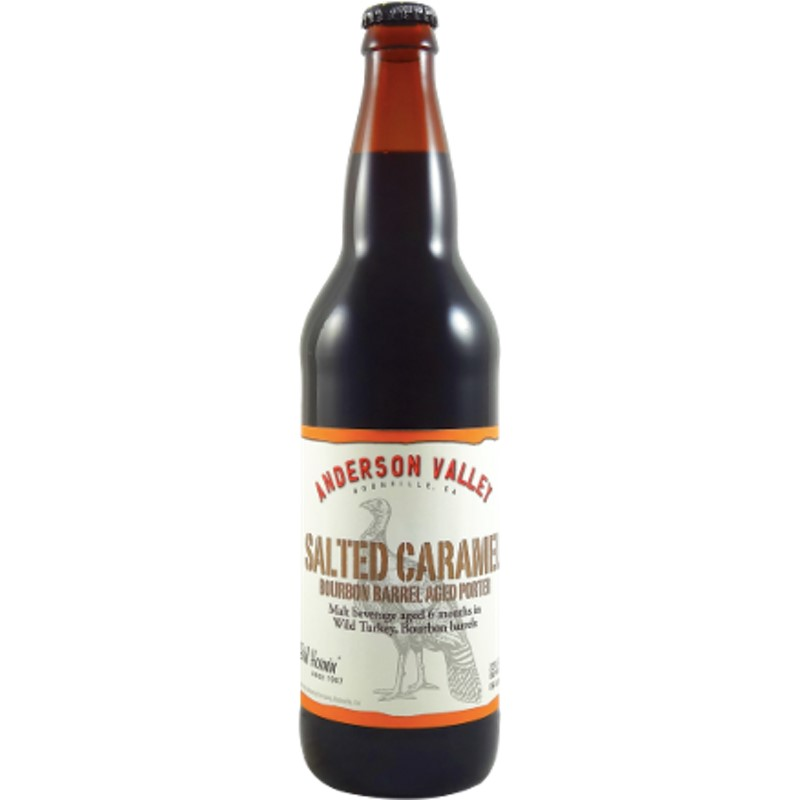 ANDERSON VALLEY SALTED CARAMEL BARREL AGED PORTER