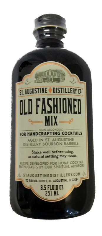 ST AUGUSTINE OLD FASHIONED MIX