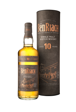 BENRIACH 10 YR SINGLE MALT