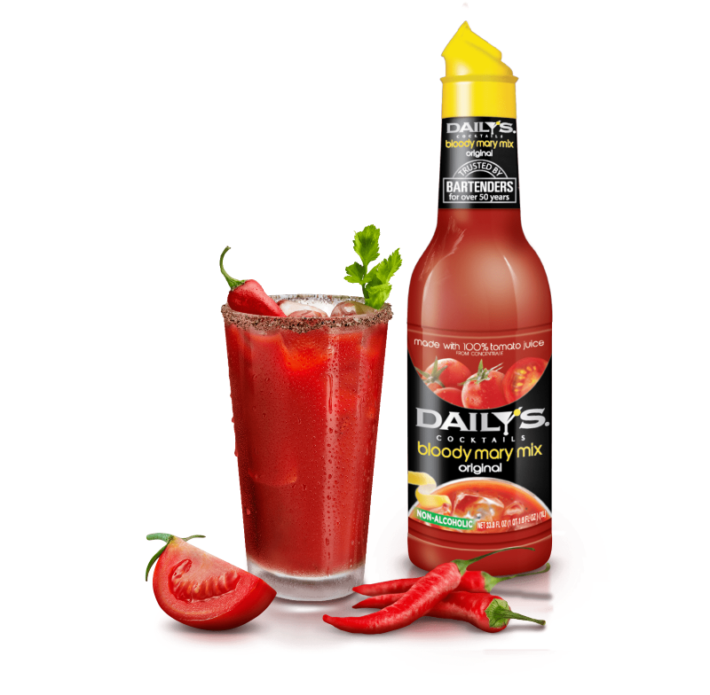 DAILYS BLOODY MARY MIX