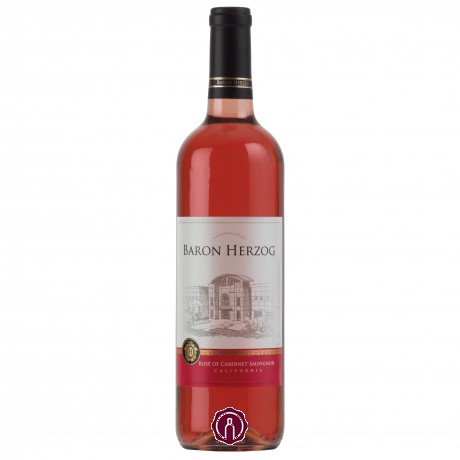 BARON HERZOG ROSE OF CABERNET