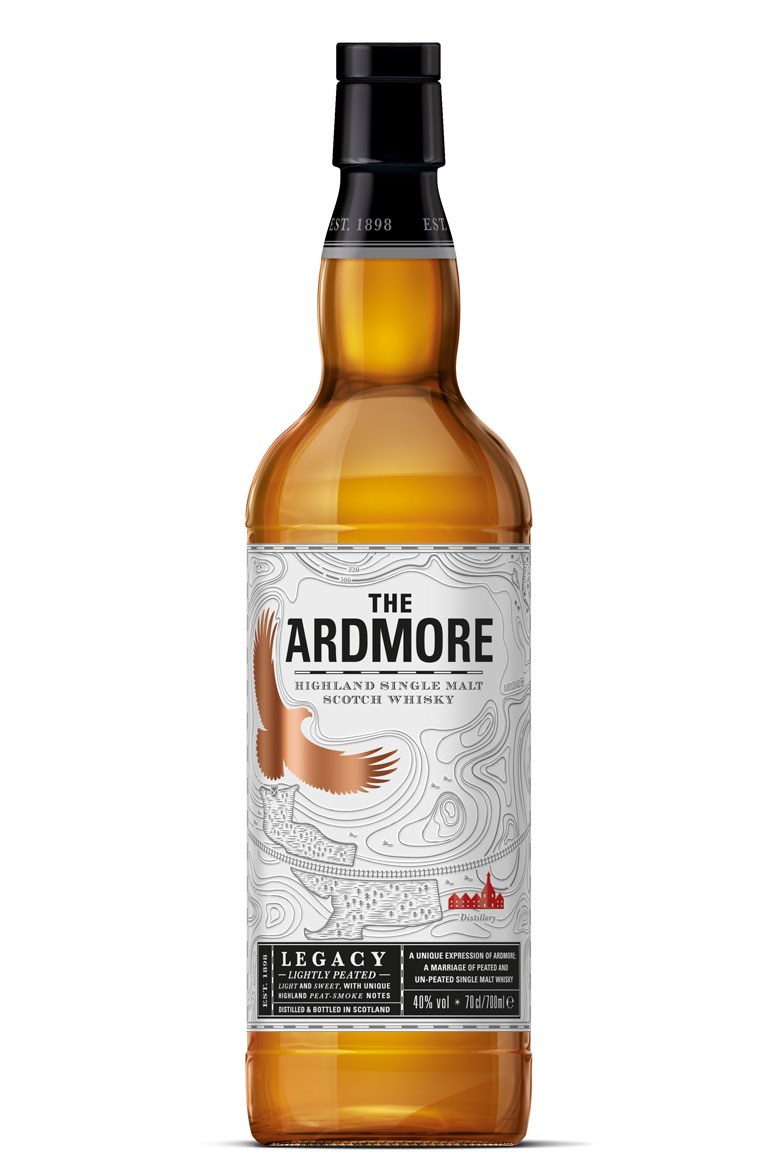ARDMORE SINGLE MALT LEGACY