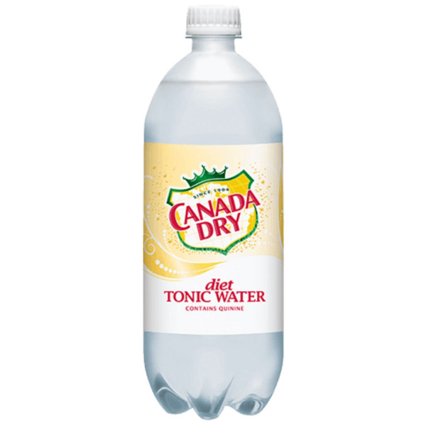 CANADA DRY DIET TONIC