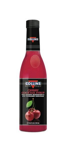 COLLINS CHERRY SYRUP