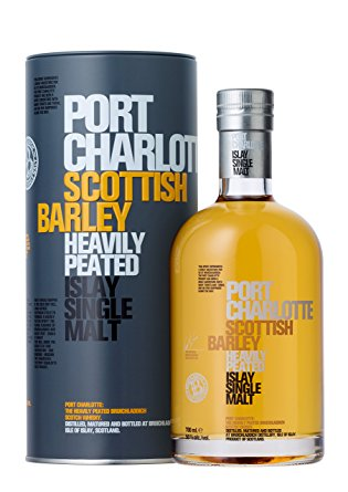 BRUICHLADDICH GREY TIN PORT CHARLOTTE SCOTTISH BARLEY