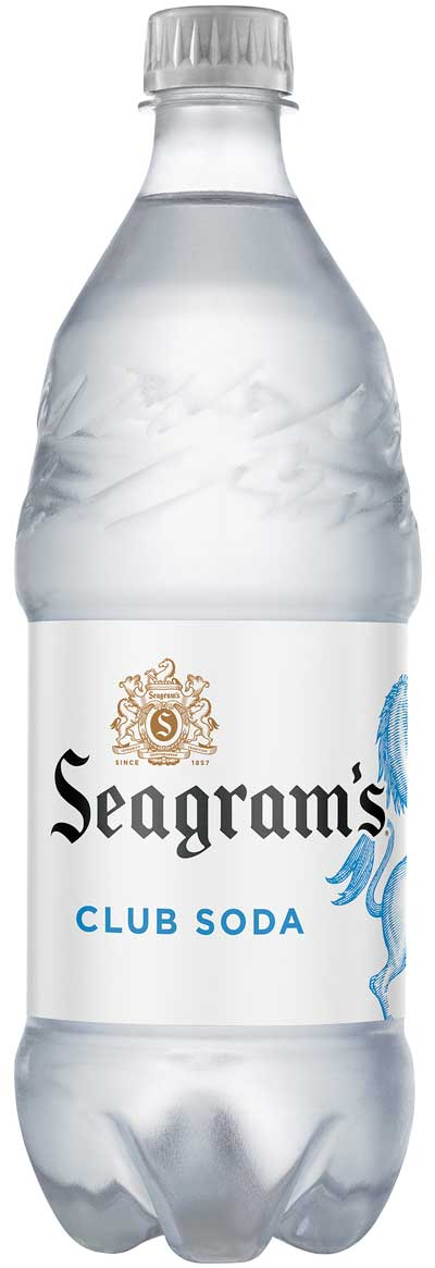 SEAGRAMS CLUB SODA