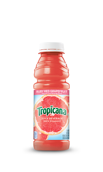 TROPICANA RUBY RED