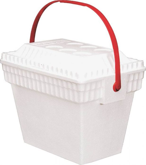 COOLER LIFEFOAM W/HANDLE 30 QT