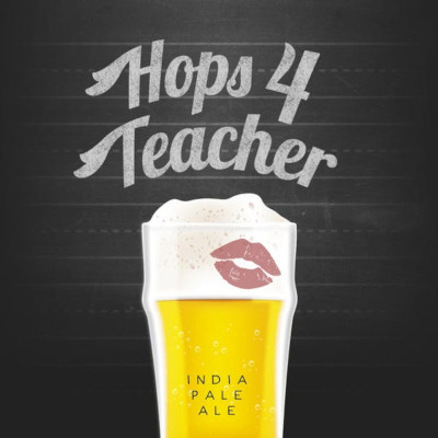 J. WAKEFIELD HOPS 4 TEACHER IPA