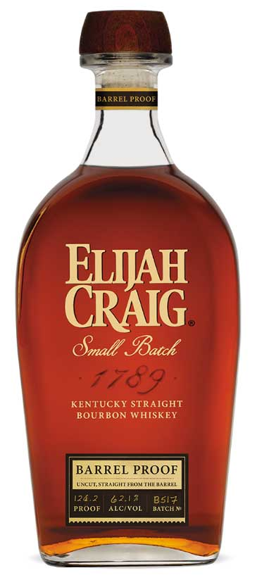 ELIJAH CRAIG SMALL BATCH BARREL PROOF