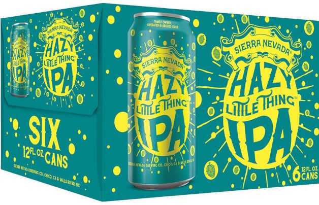 SIERRA NEVADA HAZY LITTLE THING