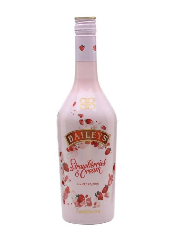 BAILEYS IRISH CREAM STRAWBERRIES & CREAM