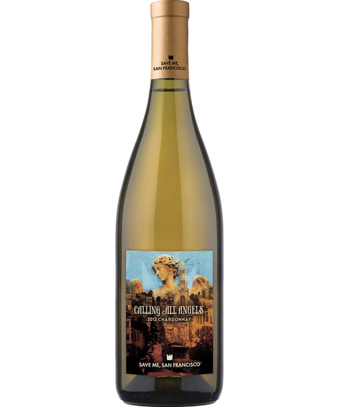 CALLING ALL ANGELS CHARDONNAY