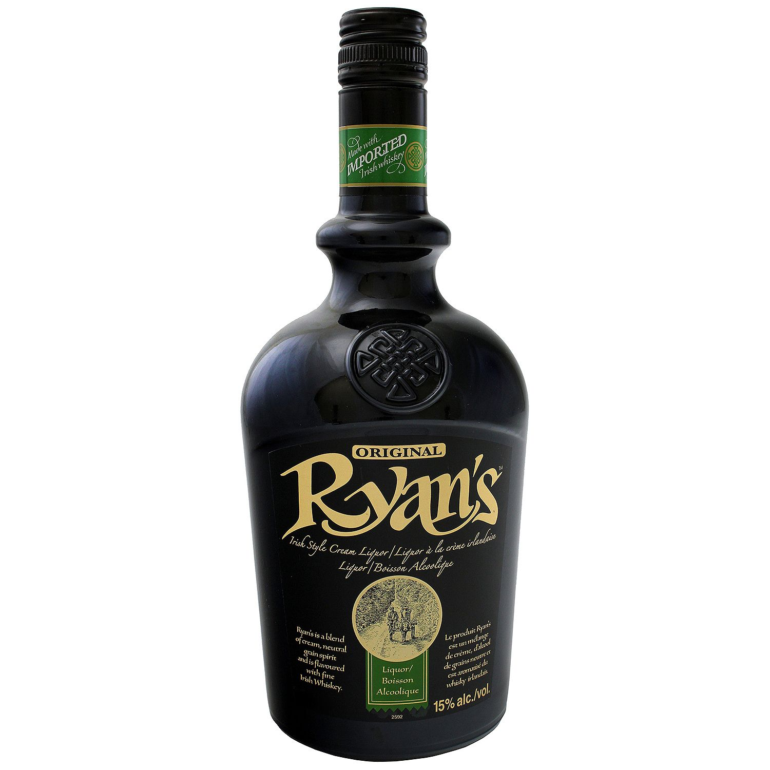 RYANS IRISH CREAM