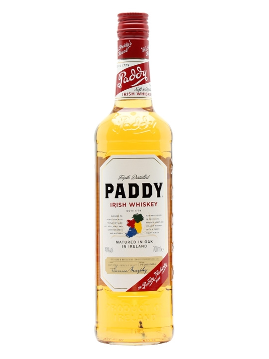 PADDYS IRISH WHISKEY