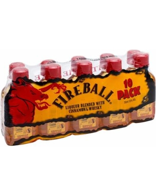 FIREBALL 10 PACK