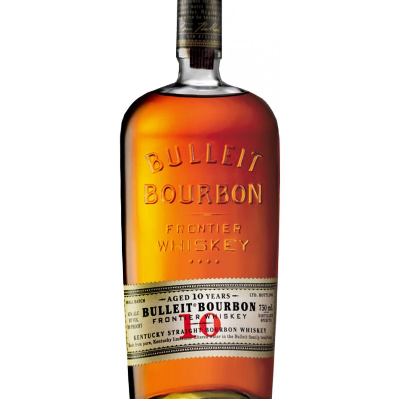 BULLEIT SMALL BATCH 10 YR