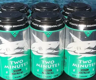ATLANTIC BEACH TWO MINUTES SESSION IPA
