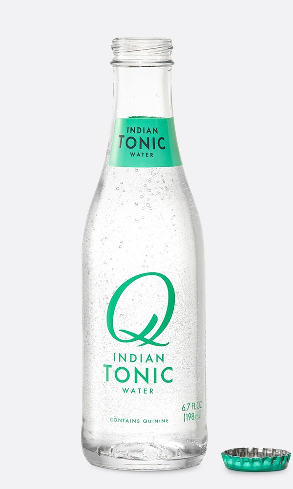 Q INDIAN TONIC WATER