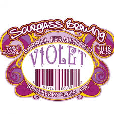 HOURGLASS BREWING VIOLET