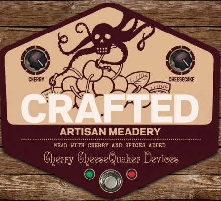 CRAFTED CHERRY CHEESEQUAKER DEVICES 1