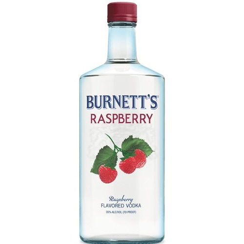 BURNETTS VODKA RASPBERRY