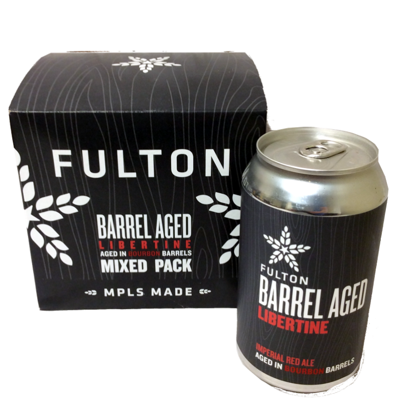 FULTON BARREL AGED MIXED PACK