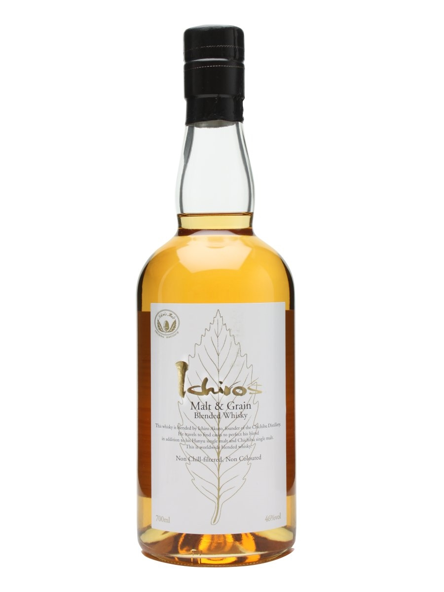 ICHIROS SINGLE MALT GRAIN WHISKY