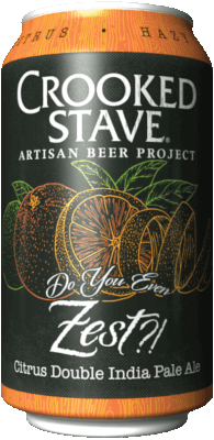 CROOKED STAVE DO YOU EVEN ZEST?! DIPA