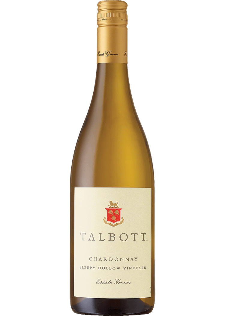 TALBOTT CHARDONNAY SLEEPY HOLLOW