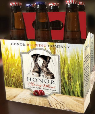 HONOR CHERRY WHEAT ALE