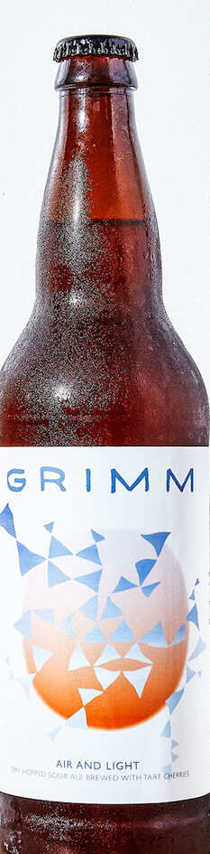 GRIMM AIR & LIGHT DRY HOP SOUR ALE