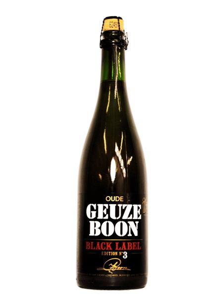 BOON OUDE GEUZE BLACK LABEL EDITION 3
