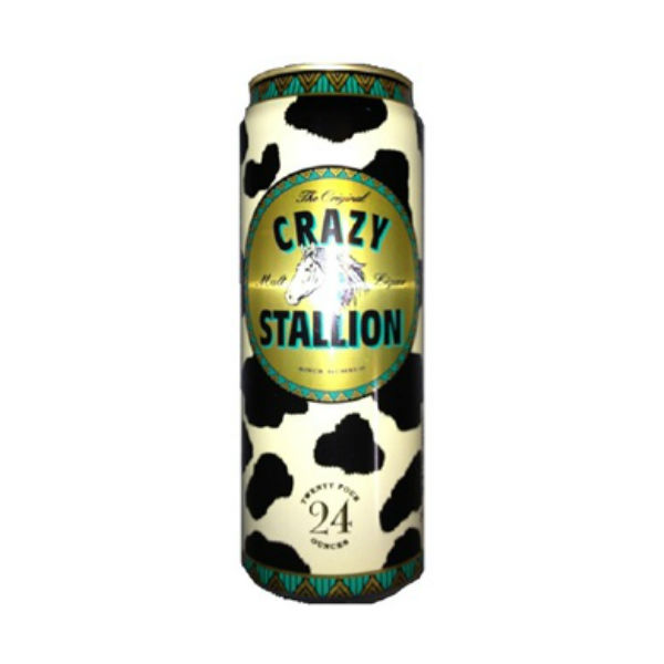 CRAZY STALLION CLASSIC LAGER