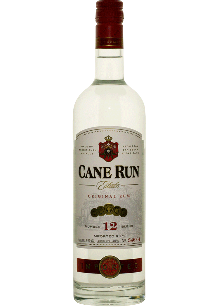 CANE RUN WHITE RUM