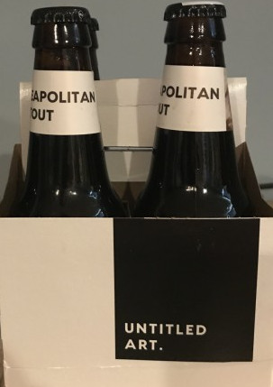 UNTITLED ART NEAPOLITAN STOUT