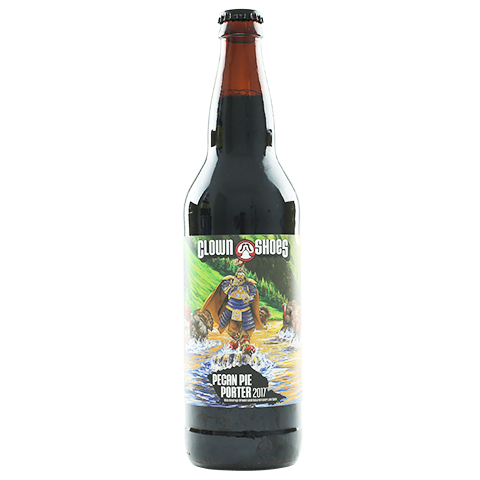 CLOWN SHOES PECAN PIE PORTER AGED IN BOURBON BARRELS